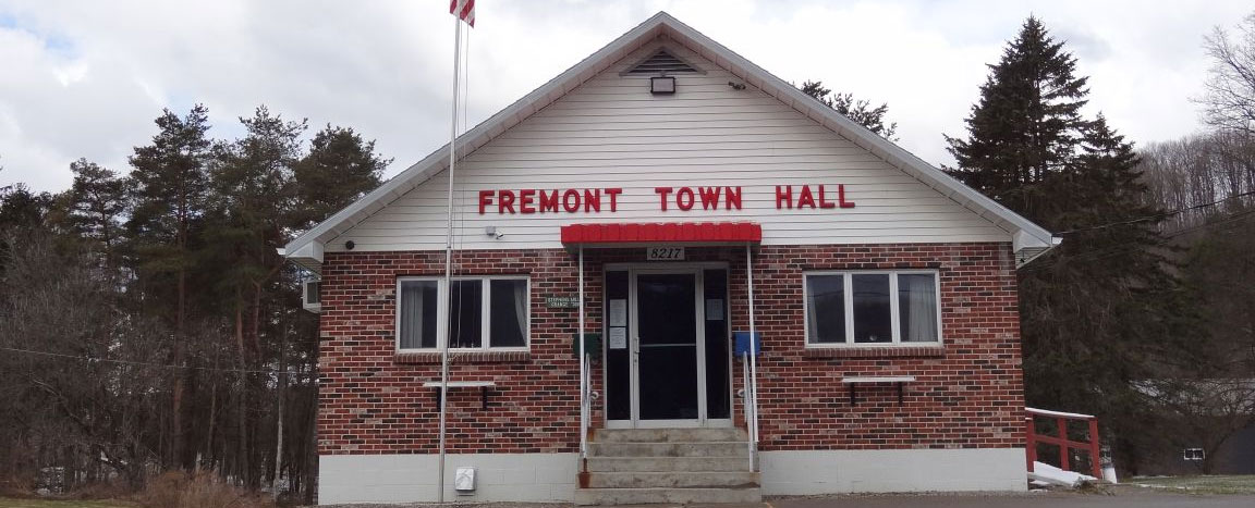 Fremont Town Hall